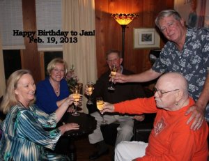 Jan Glidewell's Birthday  Feb.1_